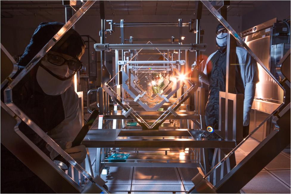 The Optics Processing Facility