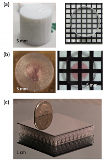 layer-by-layer additive manufacturing method